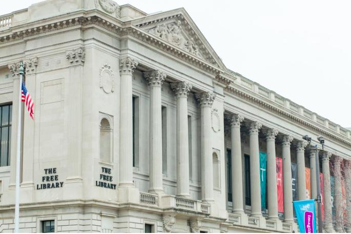 free library philadelphia