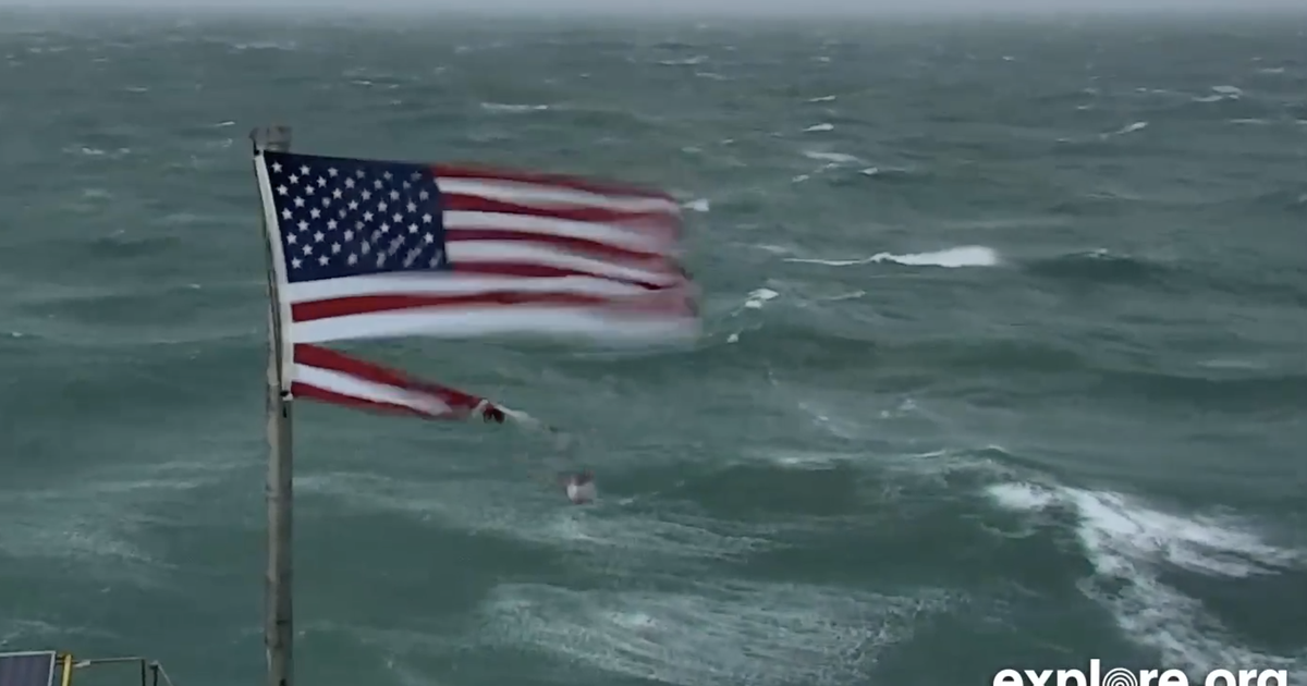 Hurricane Florence Live Cams Stream Worsening Conditions