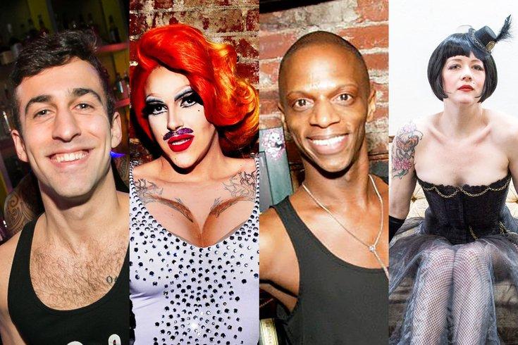 Gayborhood movers and shakers