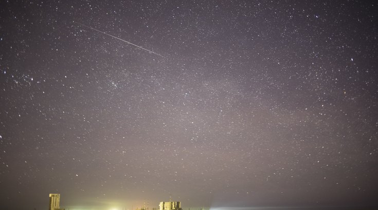 geminid meteor shower 2020