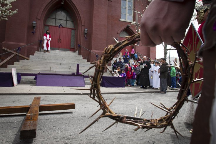 Holy Week celebrations cancelled