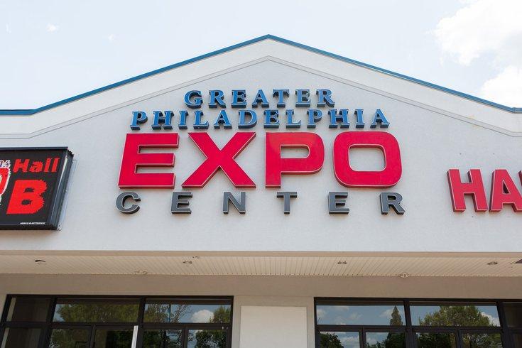 greater Philadelphia expo center