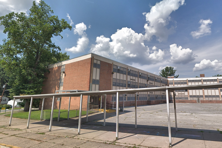 Greenberg Elementary philly