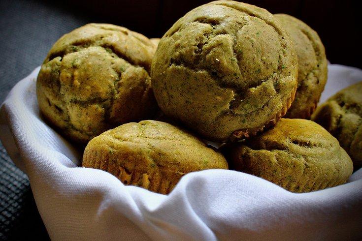 Limited - Green Machine Muffins