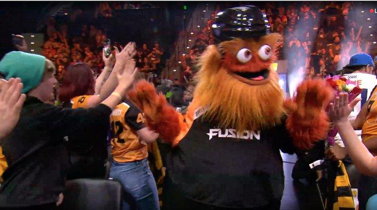 Gritty Philadelphia Fusion