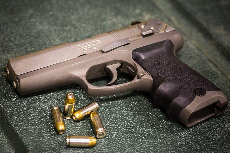 gun west philadelphia counties