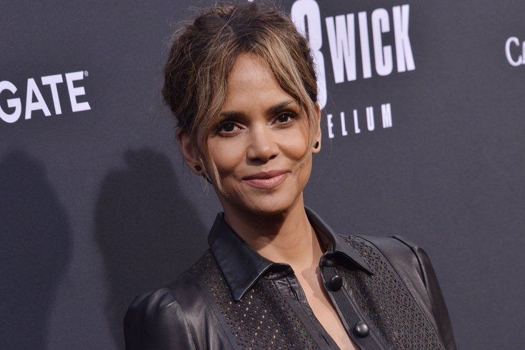 Halle Berry bruised injury