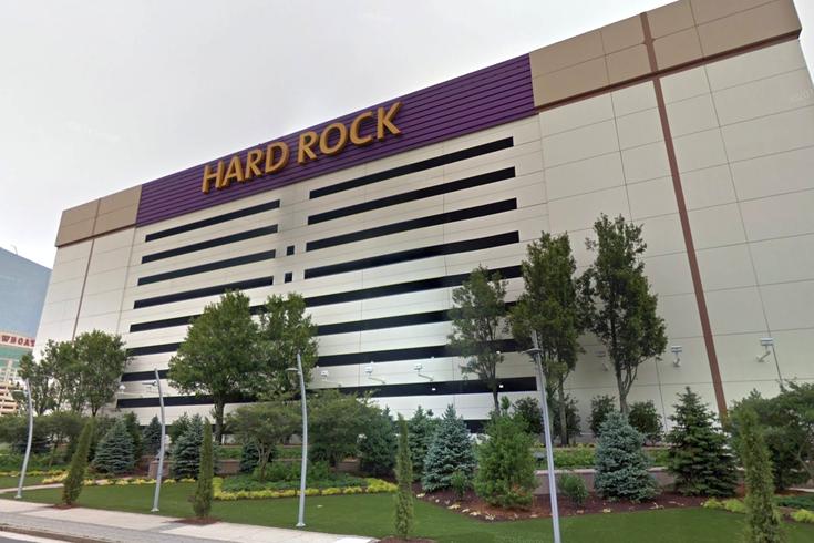 hard rock hotel AC