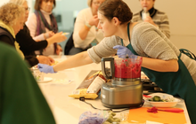 Limited _ IBX LIVE Healthy Cooking Class
