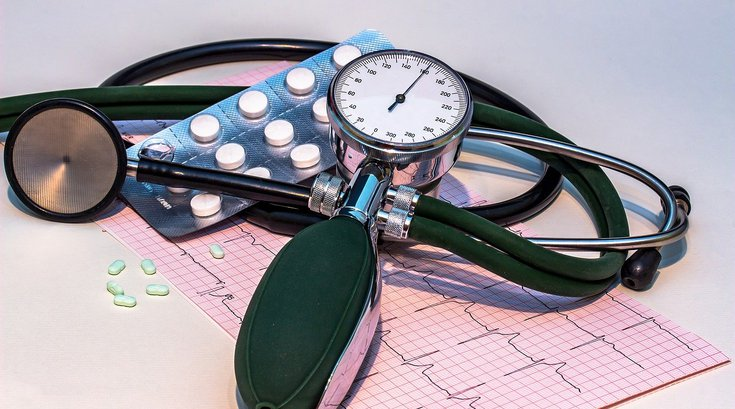 High blood pressure can damage the brain