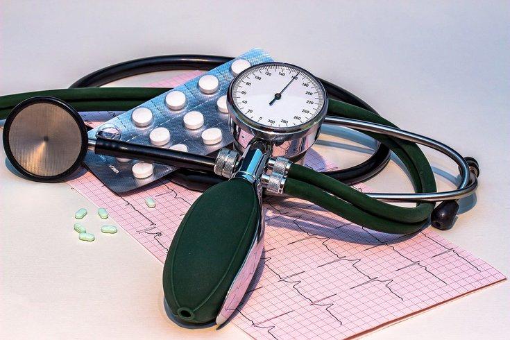 High blood pressure can damage the brain