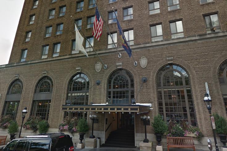 Historic Hotel Bethlehem Pennsylvania