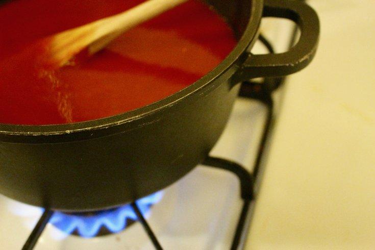 Homemade Tomato Sauce IBX LIVE