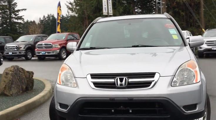 Honda CR-V Instagram