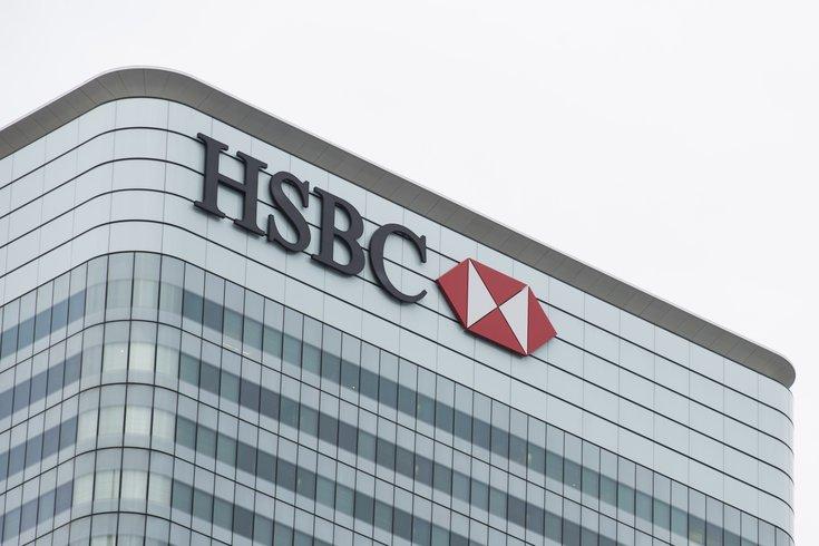 HSBC Firings Pennsylvania Jersey