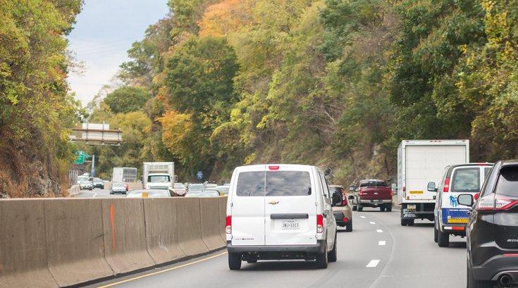 I-76 Center City closures