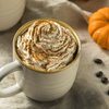 Sweet Autumn Pumpkin Spice Latte Coffee