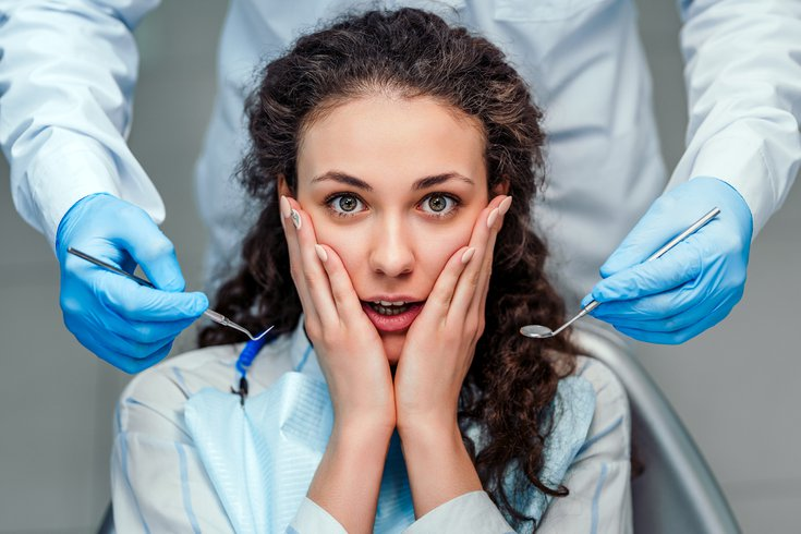 Purchased - Medical Phobia at dentist