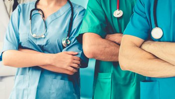 Limited - A photo of nurses