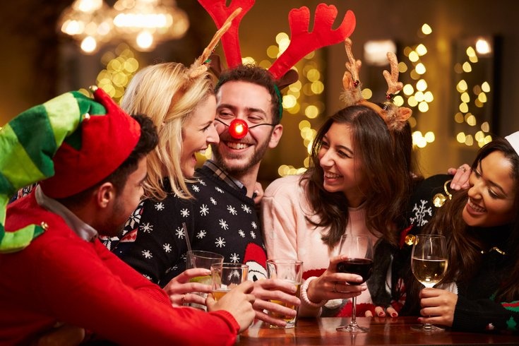 Attend A Rooftop Ugly Sweater Party This Weekend In Ac Phillyvoice
