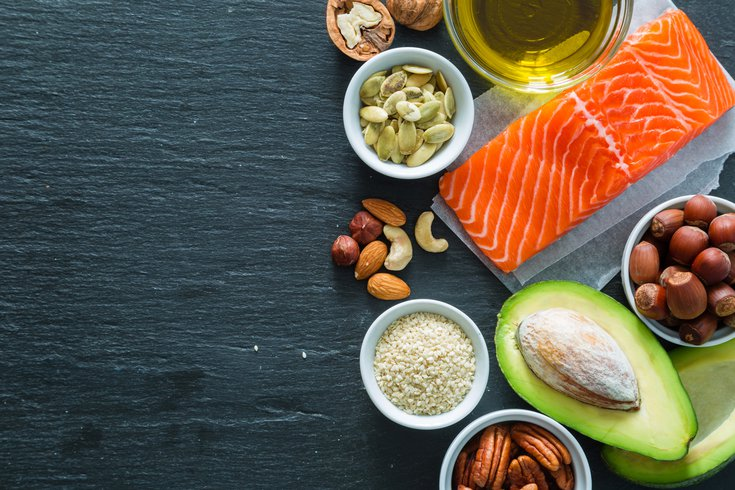 Good sources of fat