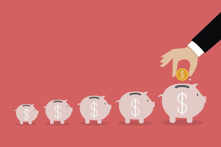 Limited - Savings Goals Piggy Banks