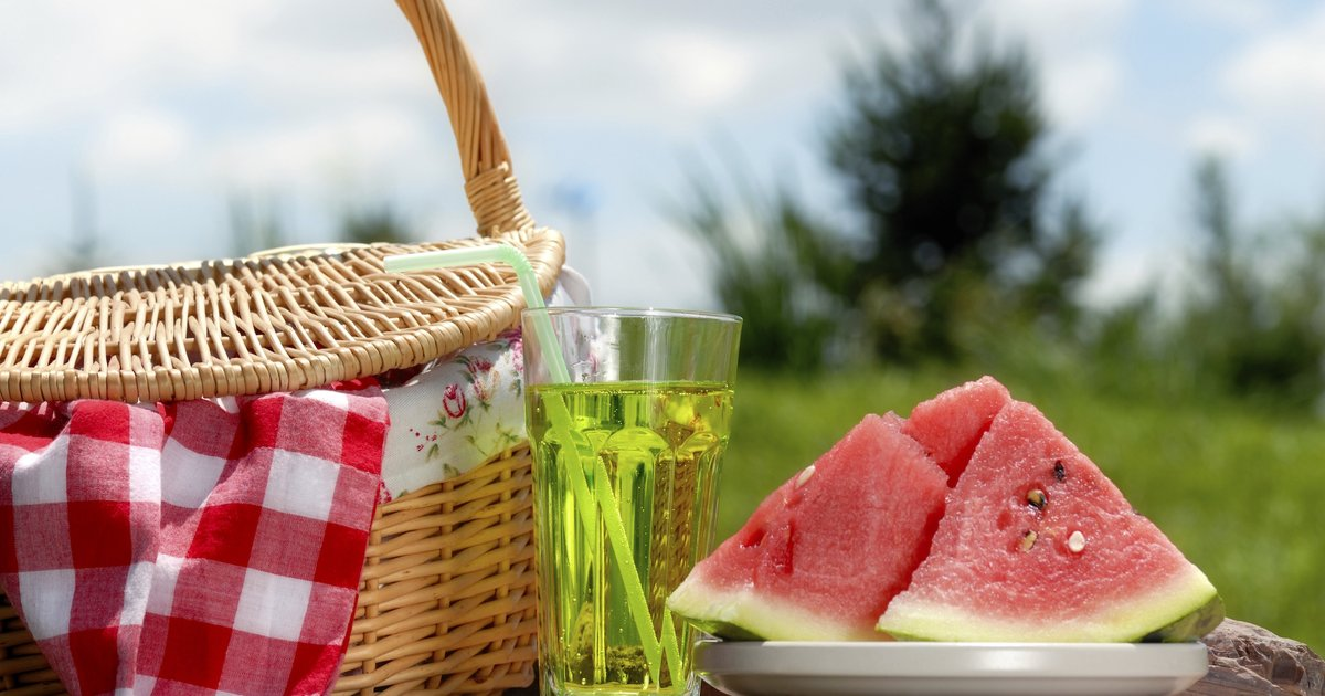 Открытка на пикник, самые лучшие