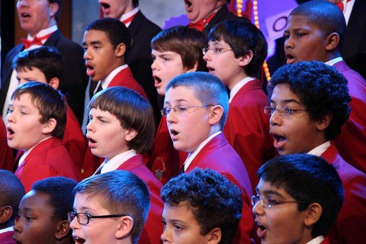 Philadelphia Boys Choir and Chorale