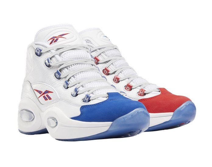Reebok releasing throwback Allen Iverson shoes from the