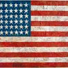 Jasper Johns exhibit at Philadelphia Museum of Art
