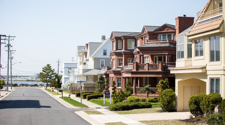 Jersey Shore property homeownership