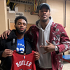 Greg Ward Jimmy Butler