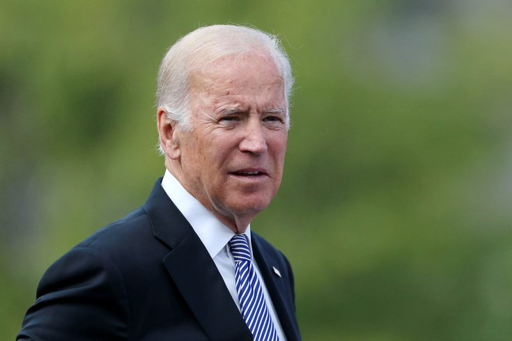 Joe Biden donors Pennsylvania Delaware