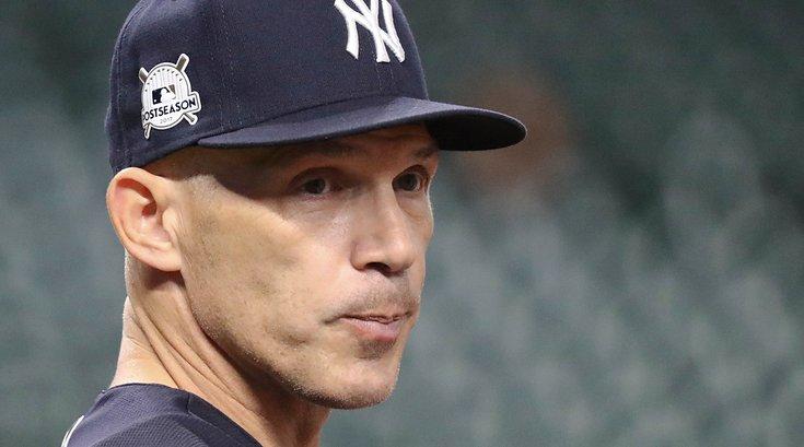 Joe Girardi Phillies manager odds