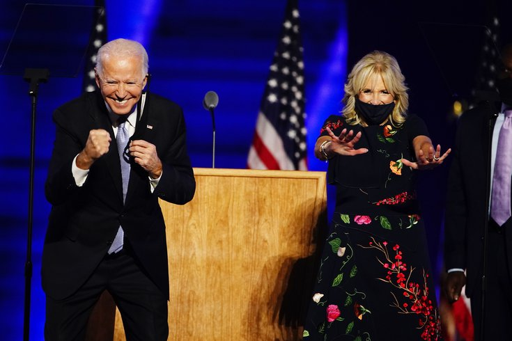 Joe Biden Philabundance