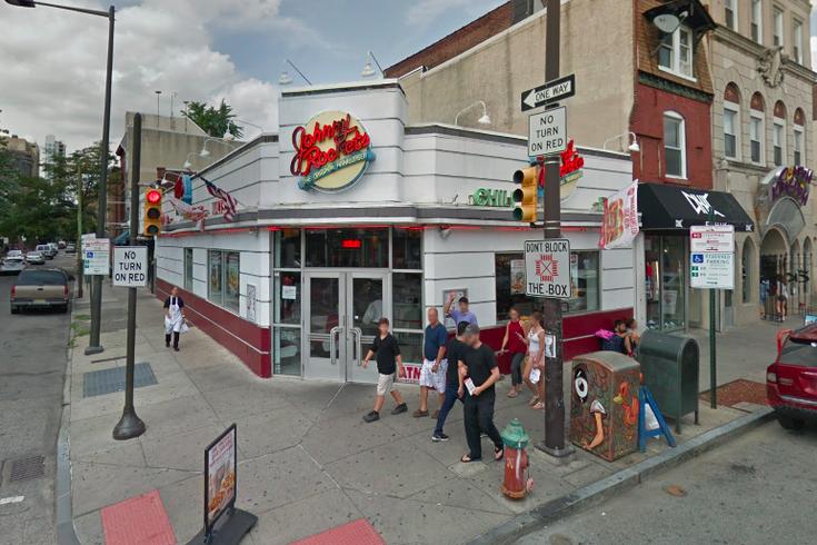 Johnny Rockets South Street Philadelphia