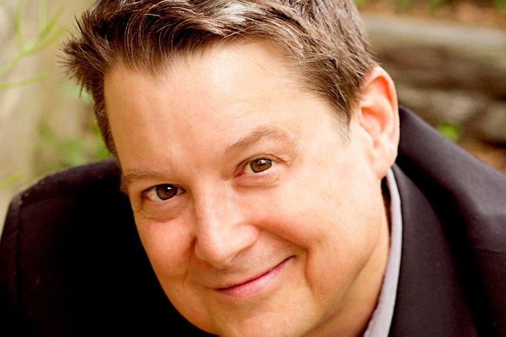 Philly author Jon McGoran