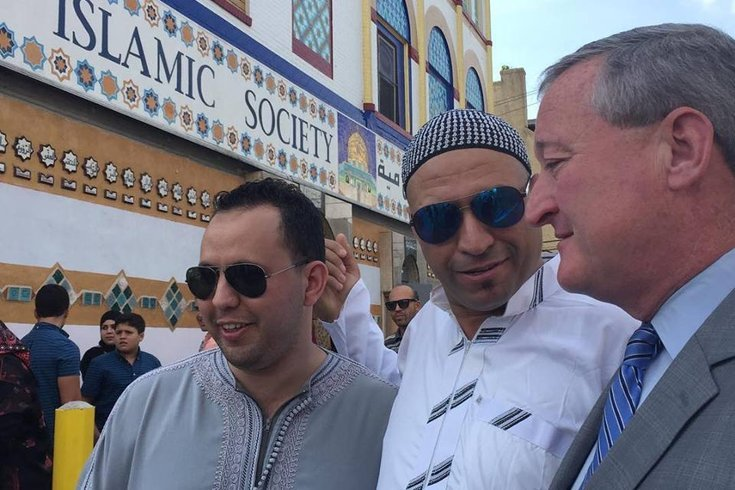 Mosque Kenney