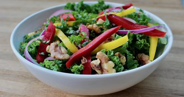 Limited - Kale Walnut Salad
