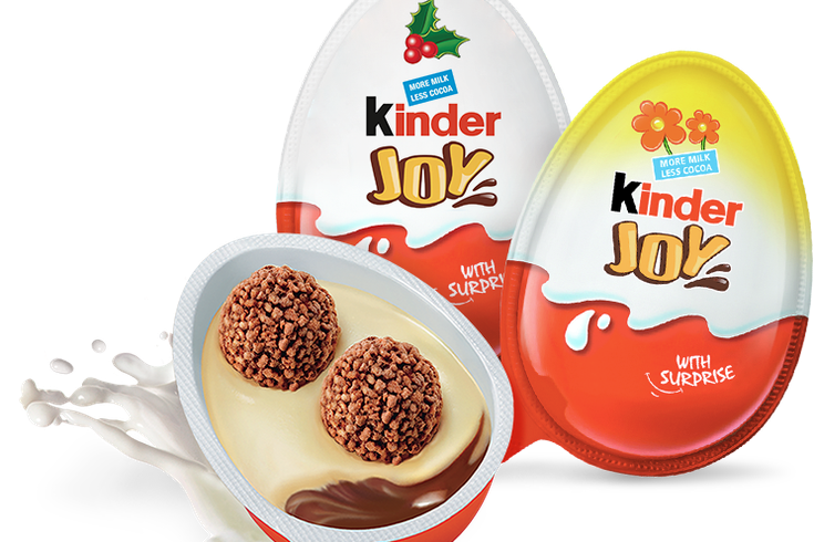 Kinder Eggs Will Soon Hit Store Shelves In The U S Phillyvoice
