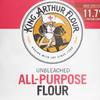 king arthur unbleached flour recall