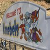 Knoebels amusement park sign