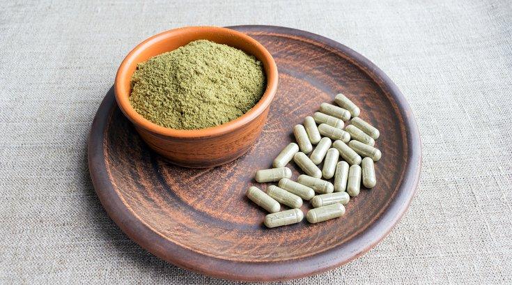 kratom dietary supplement liver damage