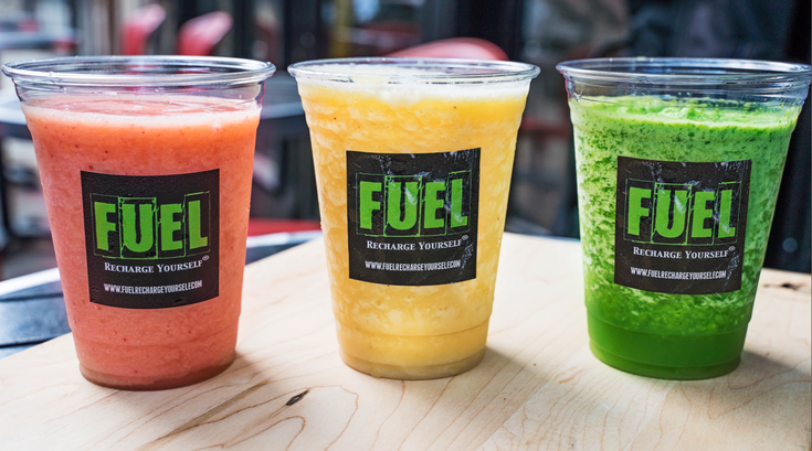 Fuel to release CBD smoothies on Friday