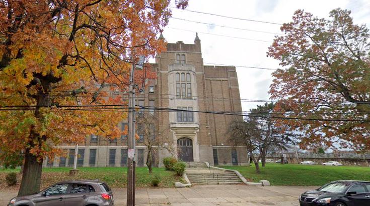 Philadelphia elementary school asbestos