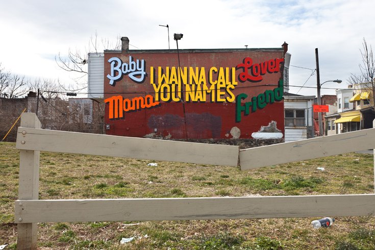 west philly mural