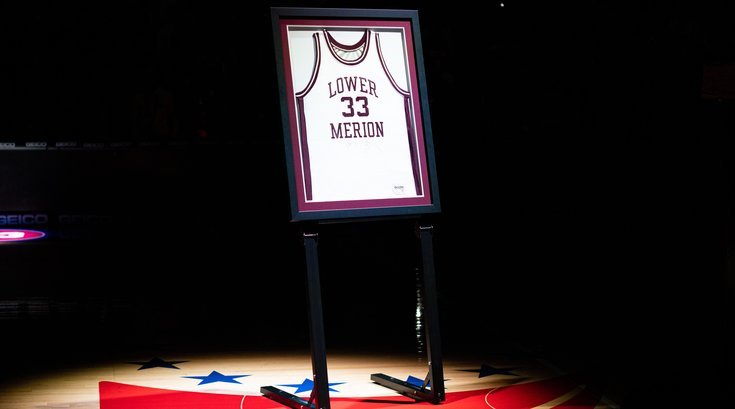 Kobe Bryant Lower Merion