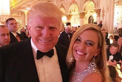 Former NFL cheerleader's so-called 'Trump Divorce' goes
