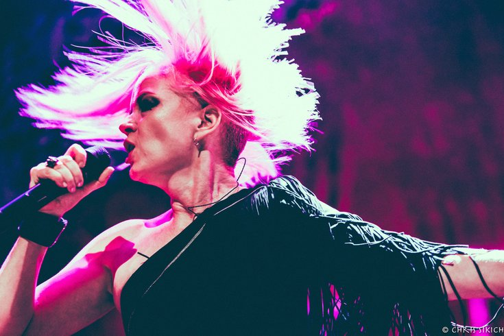 Garbage plays The Fillmore July 30.