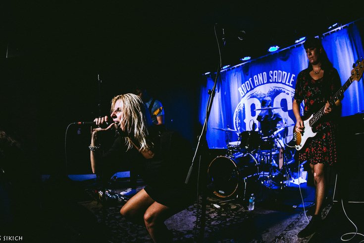 White Lung plays Boot & Saddle August 1.